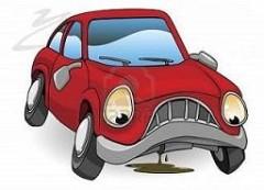 coche averiado