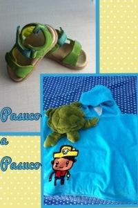 La tortuga ya estaba en casa, pero me pareció acorde ;)